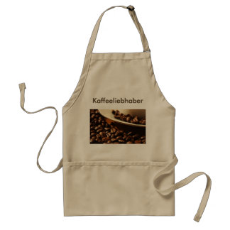 Apron for coffee lovers