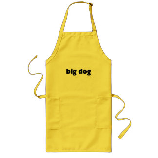 "Apron ""large dog """