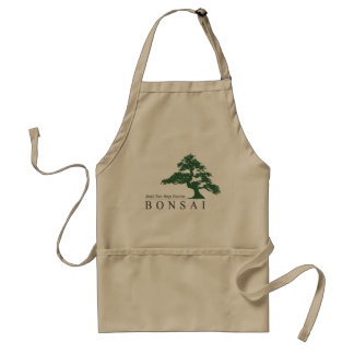 Apron made for Bonsai lovers