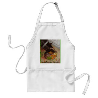 Apron-My compliments to the Chef Standard Apron
