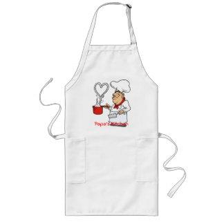 Apron--Papa's Kitchen Long Apron