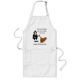 Apron- Thanksgiving Long Apron