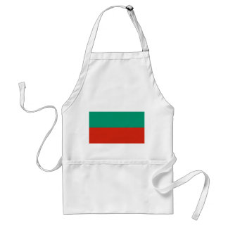Apron with Flag of Bulgaria