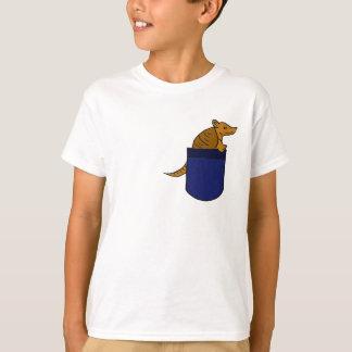 AQ- Armadillo in a Pocket Shirt