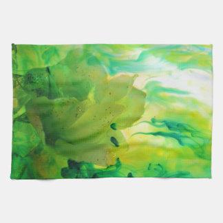 """""""Aqua Blend"""" collection Hand Towels"""