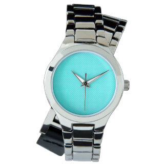Aqua Blue Watch