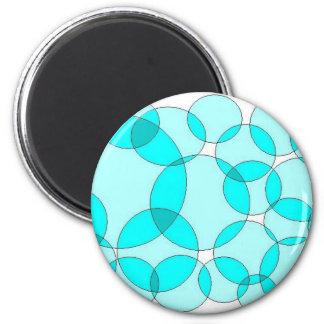 Aqua Bubble Magnet