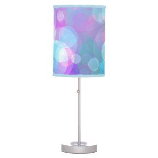 Aqua Bubbles Table Lamp