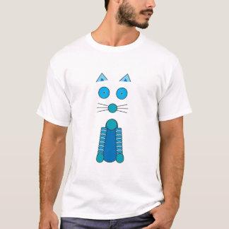 Aqua CAT T-Shirt