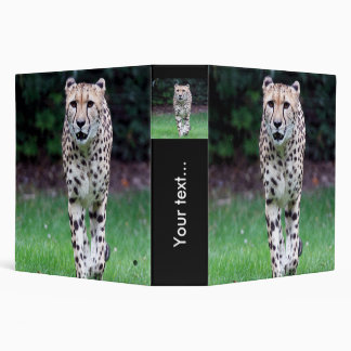 Aqua_Cheetah_20180103 3 Ring Binder