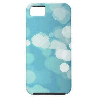 Aqua Dotted Designer iPhone Case