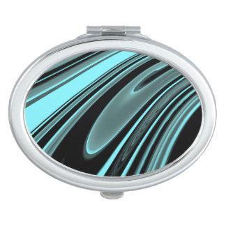 Aqua Float Makeup Mirror