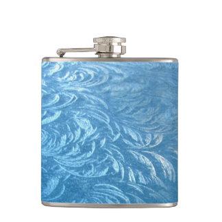Aqua Frost ~ flask