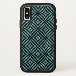 Aqua Girly iPhone X, Tough Xtreme Phone Case