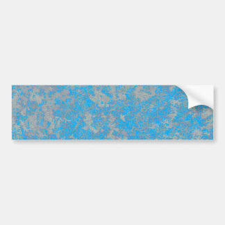 Aqua Green Background Bumper Sticker