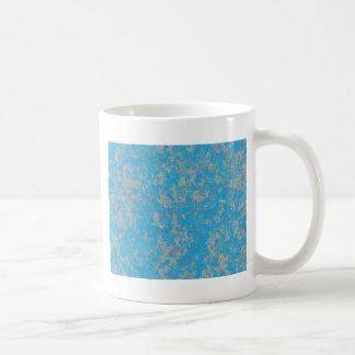 Aqua Green Background Coffee Mug