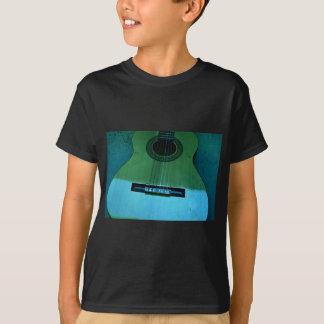 Aqua Guitar T-Shirt