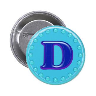 Aqua Initial D Buttons