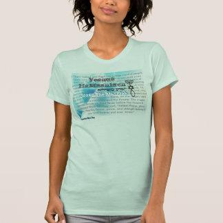 Aqua Jesus the Messiah T-Shirt