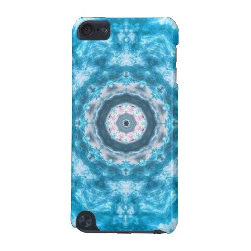 Aqua Lace iPod Touch 5G Case