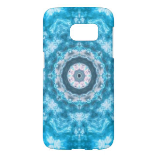 Aqua Lace Samsung Samsung Galaxy S7 Case