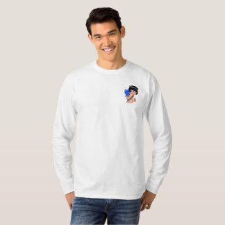 Aqua Mage HEROIC Men's Long Sleeve T-Shirt