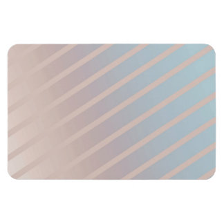 Aqua Mix Stripe Magnet