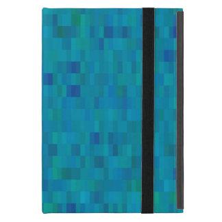 Aqua pattern case covers for iPad mini