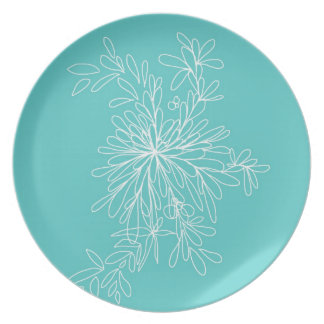 Aqua Pop Plate