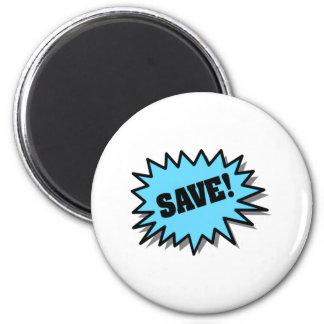 Aqua Save Magnet