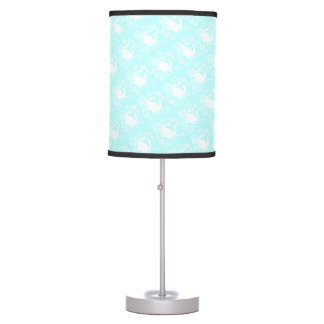 Aqua Sea Theme Lamp Beach Decor
