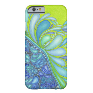 Aqua Splash, by Ronni Brown Barely There iPhone 6 Case