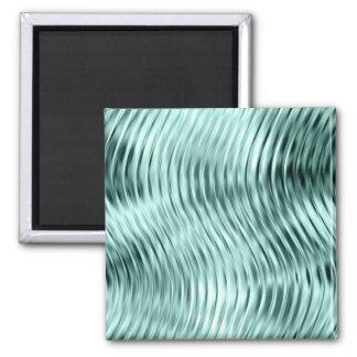 Aqua Square Magnet