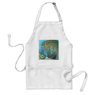 Aqua Steam Snail Traveler Standard Apron