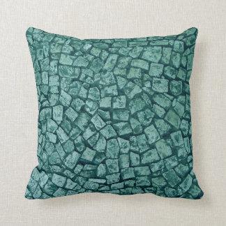 Aqua Stone Pillow