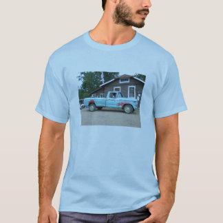 Aqua Truck T-Shirt