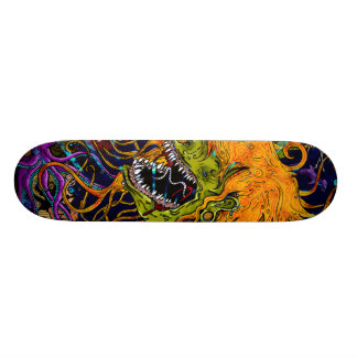 Aqua-woman Skateboard