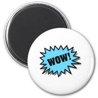 Aqua Wow Magnet