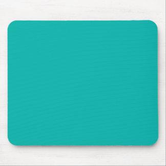 Aquafresh Blue Aqua Fresh Green Color Trend Mouse Pad