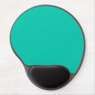 Aquafresh Green Aqua Fresh Color Trend Template Gel Mouse Pad