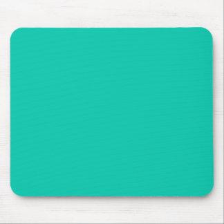Aquafresh Green Aqua Fresh Color Trend Template Mouse Pad