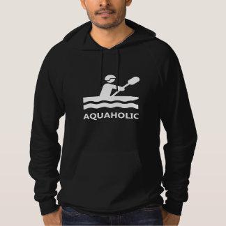 Aquaholic Hoodie