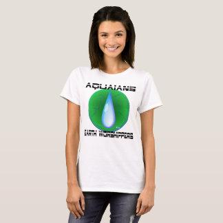 Aquaians T-shirt (woman's)