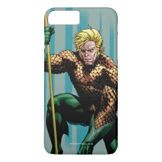 Aquaman Crouching 2 iPhone 8 Plus/7 Plus Case