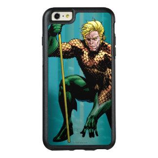 Aquaman Crouching 2 OtterBox iPhone 6/6s Plus Case