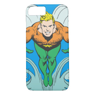 Aquaman Lunging Forward iPhone 7 Case
