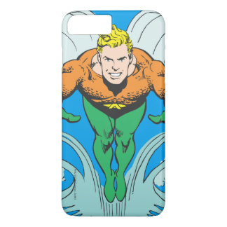 Aquaman Lunging Forward iPhone 8 Plus/7 Plus Case