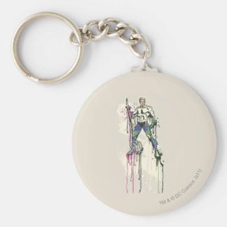 Aquaman - Twisted Innocence Color Keychain