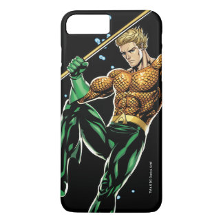 Aquaman with Spear iPhone 8 Plus/7 Plus Case