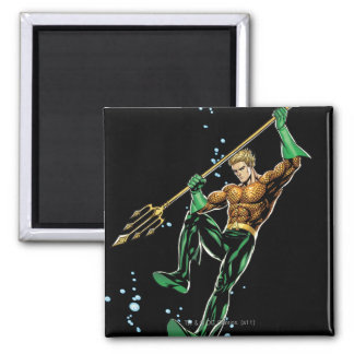Aquaman with Spear Magnet